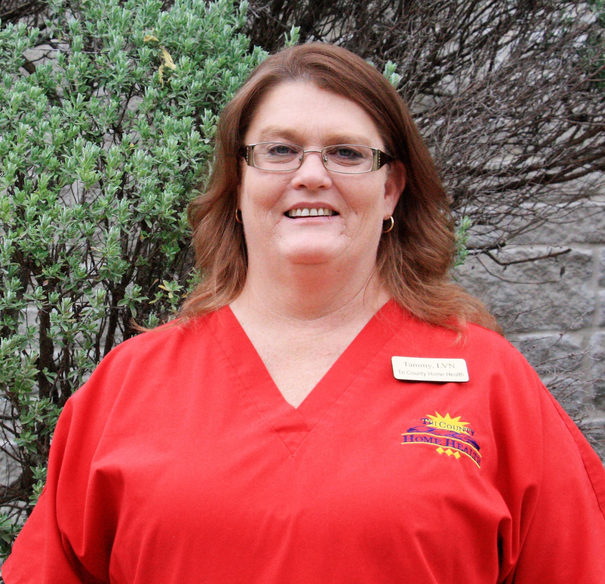 Tammy Mains, LVN<br> Field Nurse